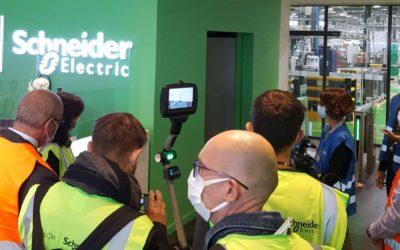 Orange et Schneider Electric : la 5G dans l'industrie