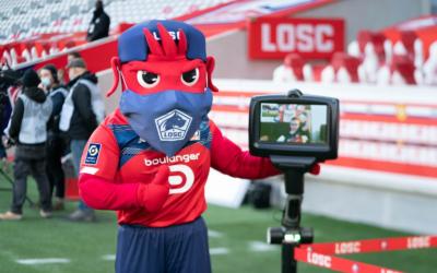 Un robot de téléprésence UBBO chez les champions de France !